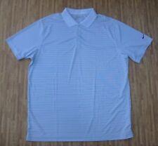 Nike Golf Mens Tour Performance Dri-fit Polo Shirt White 2xl -