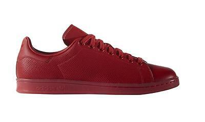 Adidas Stan Smith Adicolor S80248 Rosso-mostra Il Titolo Originale Dolcezza Gradevole
