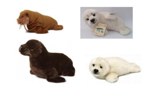 Seelöwe oder Robbe Kuscheltier Plüsch Seerobbe Stofftiere NEU WWF Plüschtier Walross