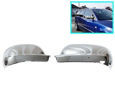 *haijaoy*Sweden 99-04 Volkswagen Passat Mk.4 Chrome Finish Mirror Cap Covers New