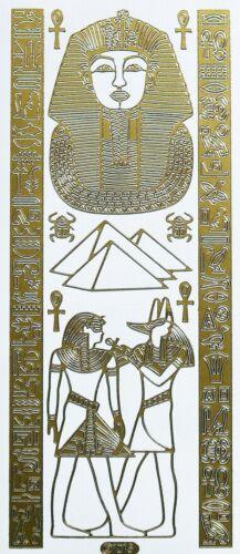 Pirámides egipcias Tutankhamun despegar Pegatinas dioses fronteras Egipto