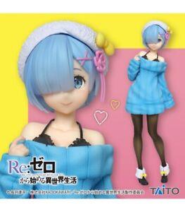"Re:Zero Starting Life in Another World Rem Winter ver Precious 6/"" Figure Taito"