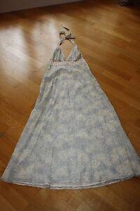 amp; Bute Anonymous Size 12 By Maxi Ross Halterneck Dress Uk w1qaPpqc