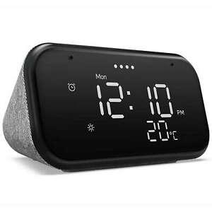 "Lenovo Smart Clock Essential, 4"", 512MB, FlashGB"
