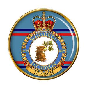 405-Escadron-Rcaf-Broche-Badge