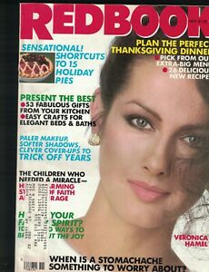 Redbook-Magazine-November-1985-Veronica-Hamel-Jane-Fonda-James-Herriot