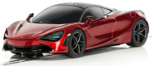 Scalextric Memphis Red McLaren 720S DPR Super Resistant 1//32 Slot Car C3911