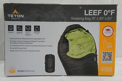Teton Sports Leef 0f Ultralight Mummy