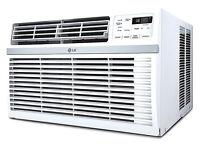 LG 10,000 BTU Window Air Conditioner - Manufacturer Refurbished