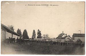 CPA-61-RADON-Orne-4-Annexe-de-Remonte-d-039-AVOISE-Un-Parcours
