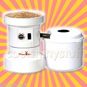 WonderMill-Electric-Grain-Mill-Flour-Grinder-Lifetime-Warranty-Quiet-WhisperMill