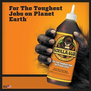Gorilla-Glue-Super-Strong-Water-Resistance-Metal-Stone-Wood-Ceramics-Foam