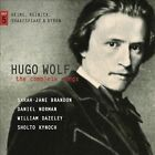 Hugo Wolf: The Complete Songs, Vol. 5 (CD, Jan-2013, Stone Records (Classical))