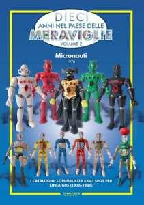 Catalogo a colori Micronauti (VOL. 2)