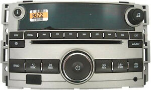 OEM factory original Delco stereo Remanufactured Pontiac CD radio