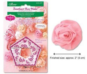 Clover-Rose-Maker-Rosen-Schablone-mittel