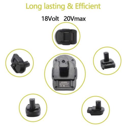 DIY Battery Adapter For Makita BL 1840 Convert To Ryobi 18V MT20RNL