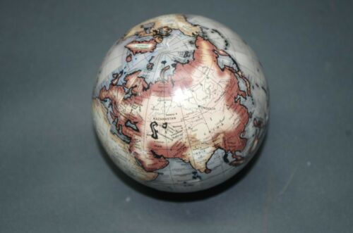 Globus Weltkugel 10 cm Deko Kugel