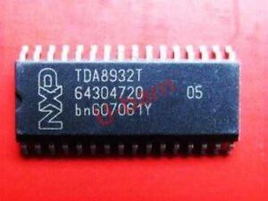 2Pcs TDA8932T Class D Power Amplifier SO-32 ic