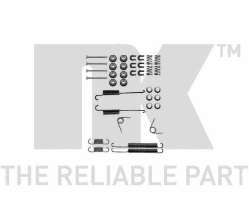 NK 7930695 Set di accessori Ganasce per Mitsubishi Space Wagon Galant II