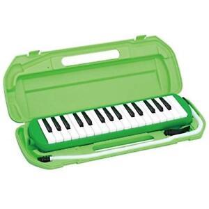 Details about Kikutani Japan MM-32 MELODION ALTO Melodica Melody Piano 32  keys with Case Green