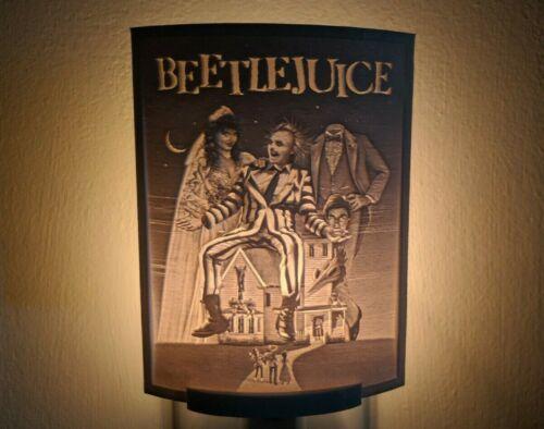 Incandescent Night Light Beetlejuice 1988