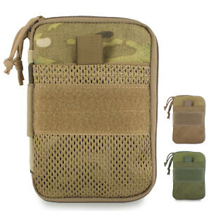 Bulldog-MOLLE-Battle-Buddy-Military-Army-Admin-EDC-Notebook-Utility-Pouch-Wallet