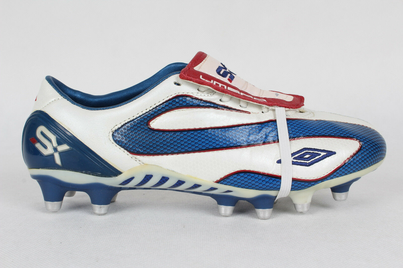 Umbro SPECIALI SX-FLARE-A HG METAL Football Stiefel Soccer Cleats (RARE) SIZE UK6