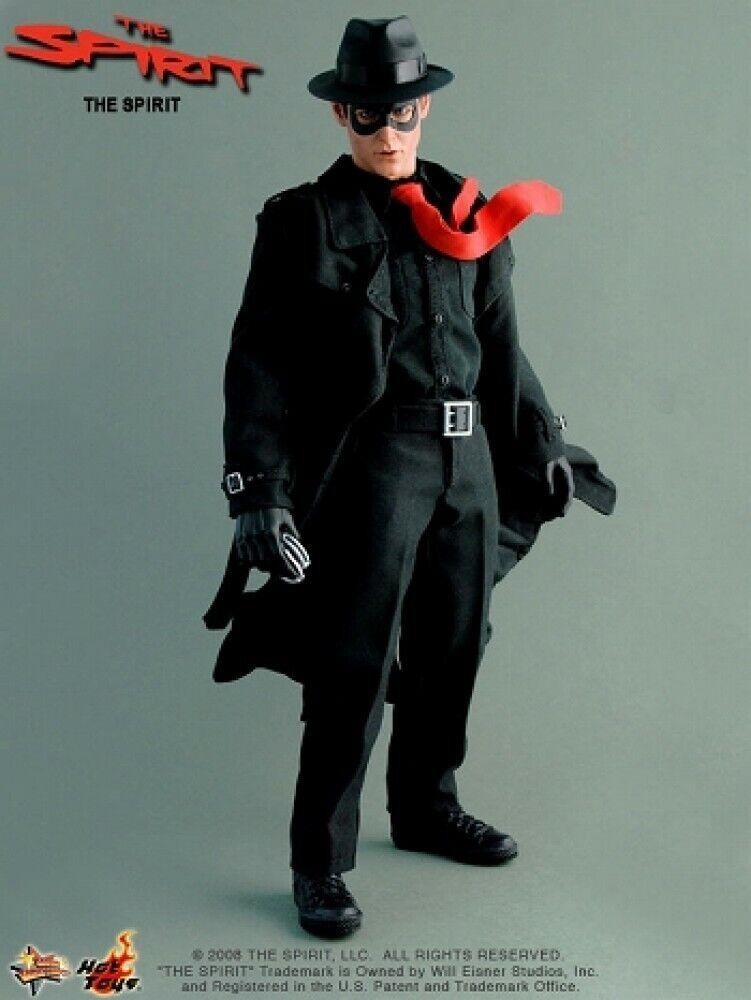 2009 Hot Toys Masterpiece Delux The Spirit Gabriel Macht Action Figure MMS85