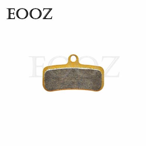 2 PRS METAL Metallic Disc Brake Pads For SHIMANO Saint M810 M820 ZEE M640 H01