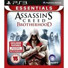 Assassins Creed Brotherhood Essentials PlayStation 3 Ps3 UK Delivery