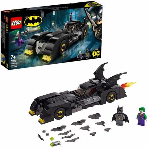 Poursuite Lego 76119 SUPER HEROES batmobile