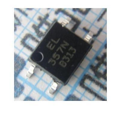10Pcs EL357N-C EL357N SOP-4 Optocoupler NEW GOOD QUALITY