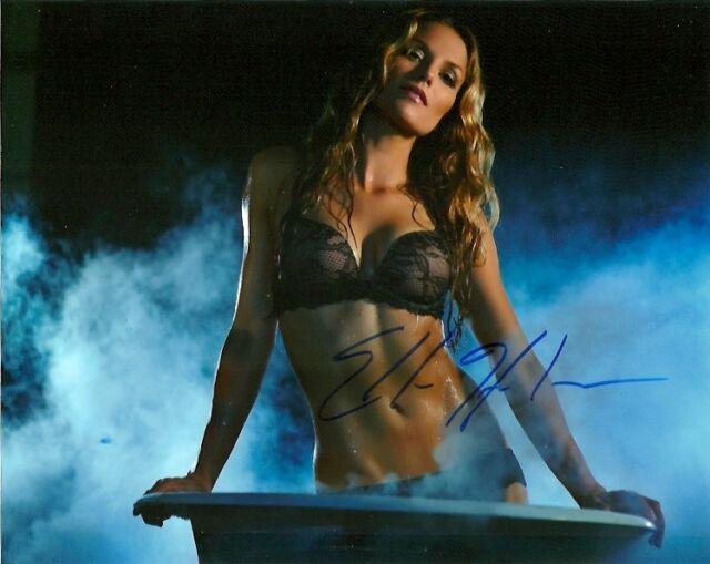 Spartacus Sexy Ellen Hollman Autographed Signed 8x10 Photo COA