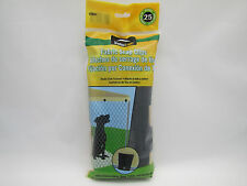 Shelter Logic 25 Pack Fabric Snap Clips - Shade Cloth Fastener - NEW