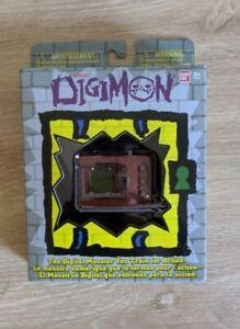 8x ENGLISH Bandai Digimon Digivice NEW in Display Box WAVE 1 /& WAVE 2 2019 2020