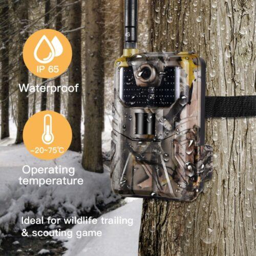 HC900A Wildlife Hunting Cameras 1080P Trigger Infrared Night Vision Trail Cam gu