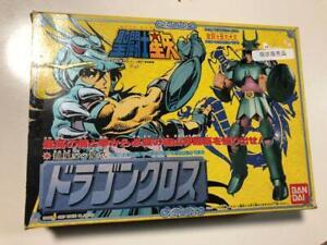 SAINT-SEIYA-Cloth-Dragon-v1-Bronze-Cross-Shiryu-BANDAI-Action-Figure-vintage-use