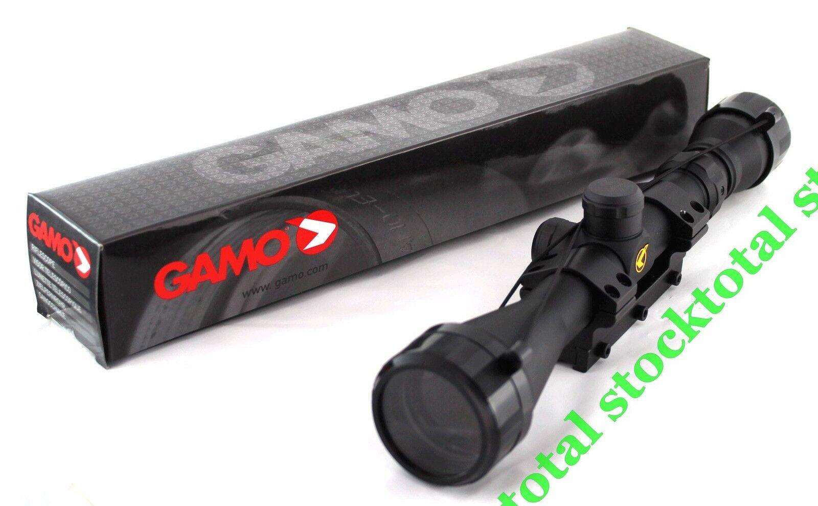 VISOR GAMO 3-9X40 WR TENEMOS TODO TODO LO DE GAMO EXPORT