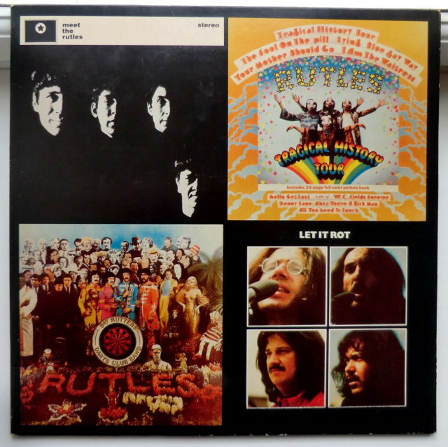 LP, The Rutles, Meet The Rutles, Pop, The Rutles. (Monthy…