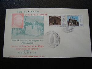 Turkey-Envelope-1er-Day-26-7-1967-cy16-Turkey
