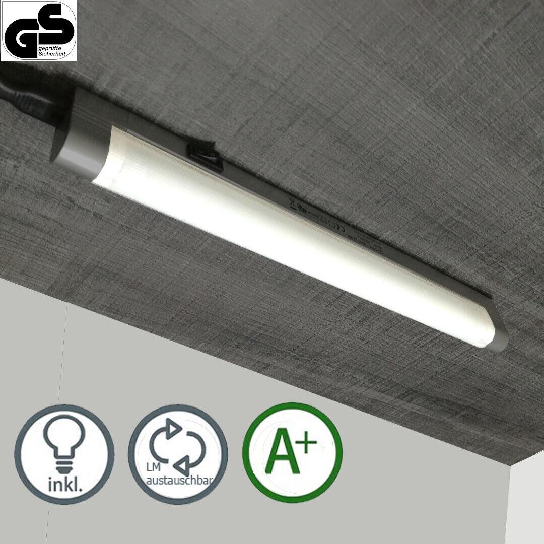 unterbauleuchte led 230v lichtleiste küche lampe