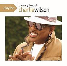 Charlie Wilson - Playlist: The Very Best of Charlie Wilson [New CD]
