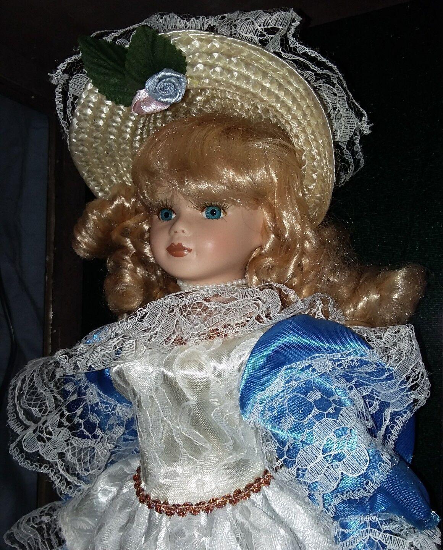 SOFIA Ashley Belle doll in case with autenticoity Certificate Vg free shp & insr