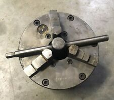 Buck 4 Adjust Tru 3 Jaw Metal Lathe Chuck 1434 Milling Machine Tool Grinder Etc