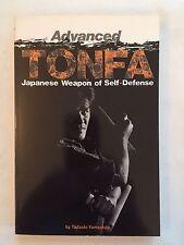 Advanced Tonfa: Japanese Weapons of Self-Defense by Tadashi Yamashita
