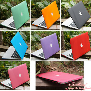 Frosted-Anti-Shock-Matte-Glitter-Case-For-MacBook-12-034-Air-Pro-11-034-13-034-15-034-2016