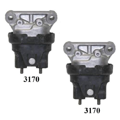 2 PCS FRONT LEFT /& RIGHT MOTOR MOUNT FIT 2005-2008 DODGE MAGNUM V6 2.7L 3.5L RWD