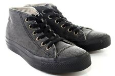 1cdffcb307c514 Converse CT CLEAN MID Mens Sneaker Size 5 Color Black 132349F Casual Shoe