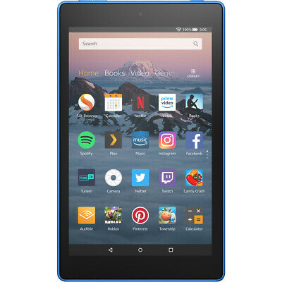 Amazon Fire HD 32GB Wifi Tablet Tablet Marine Blue